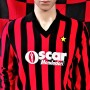 1984-1985 A.C. Milan Football Shirt (Adult Medium)