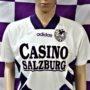 1993-1994 Casino Salzburg Football Shirt (Adult Small)
