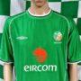 2001-2003 Republic of Ireland Umbro Football Shirt (Adult Medium)