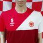 Saint Patrick's Athletic (Player Worn) Umbro Football Shirt (Adult Medium)