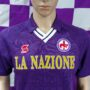 1990-1991 Fiorentina Official ABM Football Shirt (Adult Medium)