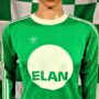 1980-1981 Rapid Vienna Adidas Football Shirt (Adult Small)