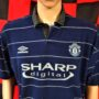 1999-2000 Manchester United Umbro Football Shirt (Adult XL)