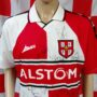 2000-2001 Lincoln City (fully autographed) Avec Football Shirt (Adult Large)