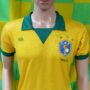 1980 Brazil DAS SPORTS Football Shirt (Adult Medium)