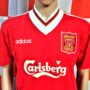 1995-1996 Liverpool Adidas Football Shirt (Adult Large)
