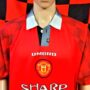 1996-1998 Manchester United Umbro Football Shirt (Adult XL)