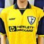 1995-1997 Tottenham Hotspur Pony Away Football Shirt (Adult XL)