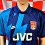 1995-1996 Arsenal Nike Football Shirt (Adult Medium)