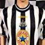 1997-1999 Newcastle United (Stuart Pearce) Adidas Football Shirt (Adult Large)