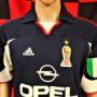 1999-2000 A.C. Milan (Shevchenko) Centenary Football Shirt (Adult Medium)