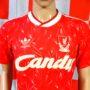 1989-1991 Liverpool Adidas Football Shirt (Adult Small)