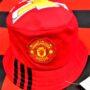 2018-2019 Manchester United Bucket Hat (Adult Medium)